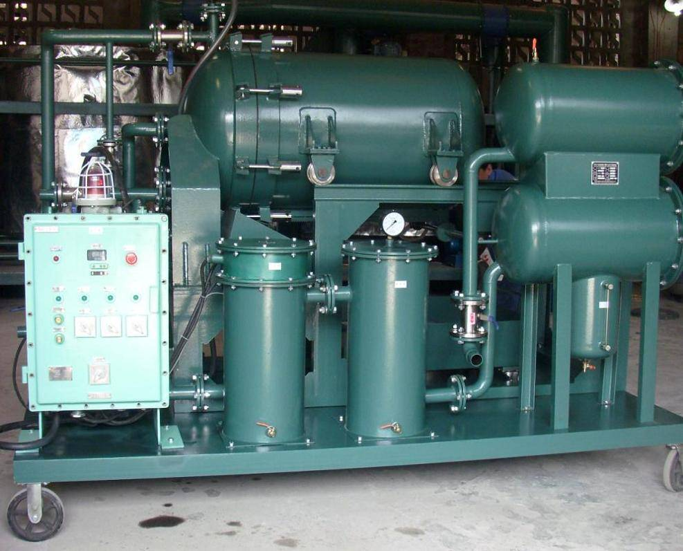 Oil Purifier Oil Regeneration Oil Reclamation Oil