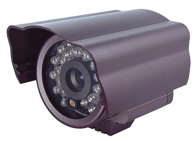 COLOR IR DAY & NIGHT WATERPROOF CCD CAMERA