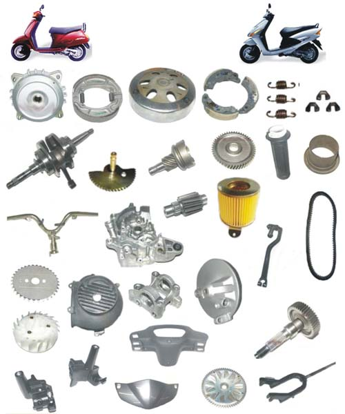 SELLING SPARE PARTS for HONDA ACTIVA-DIO-BEAT-LEAD SCV100