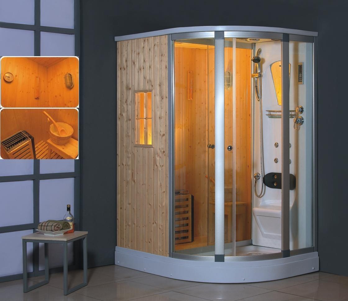 Steam Room Cubicle Steam Room Shower Sanitary Bathroom