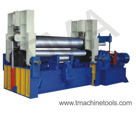 self rolling joint machine