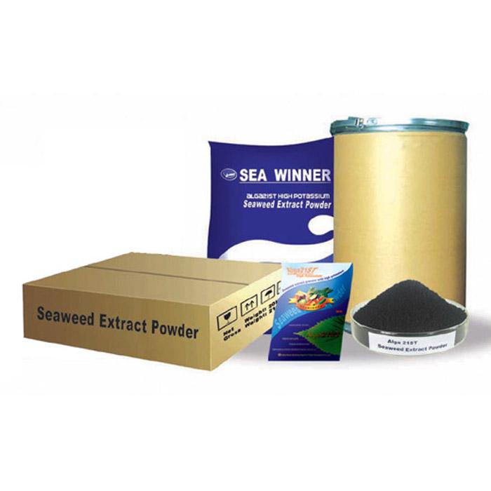 seaweed extract powder/flake with high potassium
