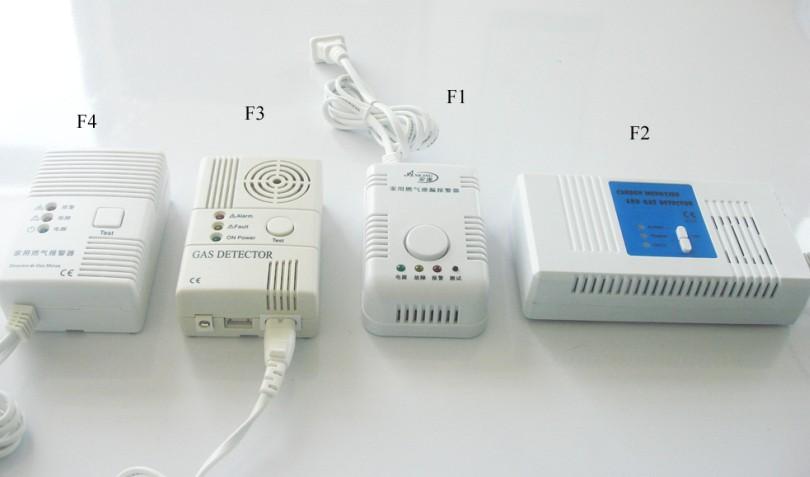 Gas+smoke+carbon monoxide Alarm(AK-200FC/ 3F)