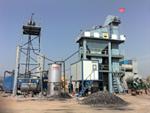 asphalt batch mix plant
