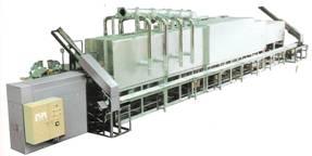 slope type sintering furnace