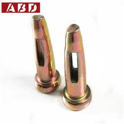 aluminum pin