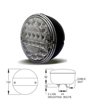 LED Hamburger Light
