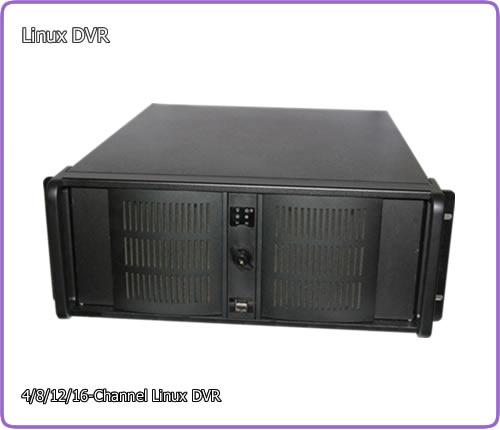 Linux DVR