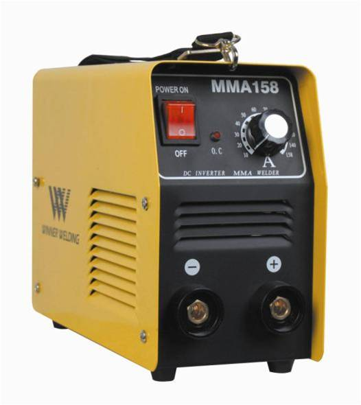 MMA158 DC INVERTER STICK WELDER