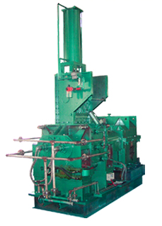 Rubber (plastic) internal mixer