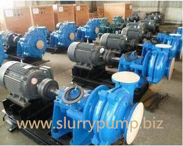 Slurry pump for mining