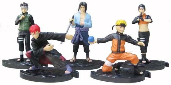 Naruto shippuden 4in figure series 2 - Naruto shippuden series 2 4 inch