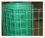 dutch welded wire mesh fence