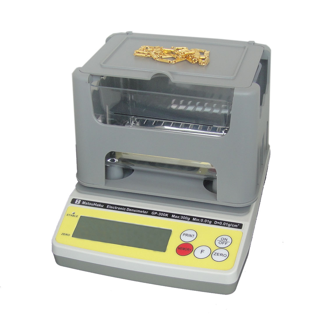 Precious metal tester GP-1200K