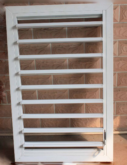 PVC shutter windows
