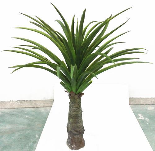 1.15m artificial yucca plant