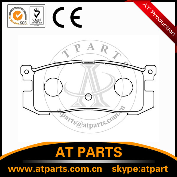 OE 701 698 151 F for disk brake pads