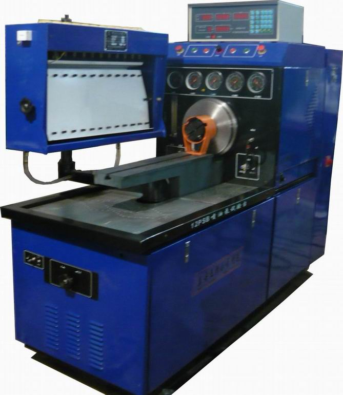 Diesel Fuel Injection Pump Test bench - May, 03 2010