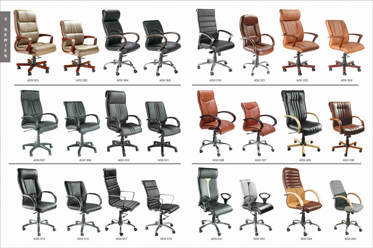 Home office furniture manufacturers list - Executive Chairs