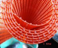 Polyurethane trawls, wire rope core polyurethane Net
