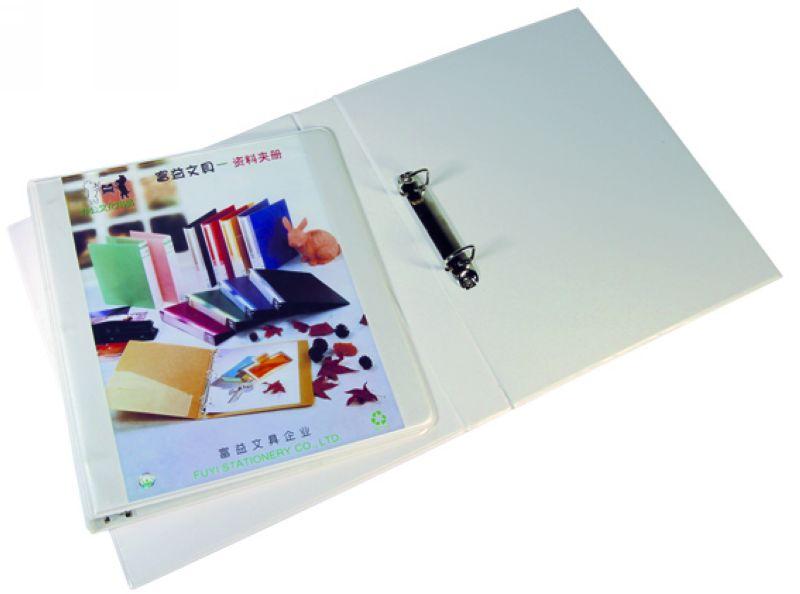 PVC 2 Ring Folder