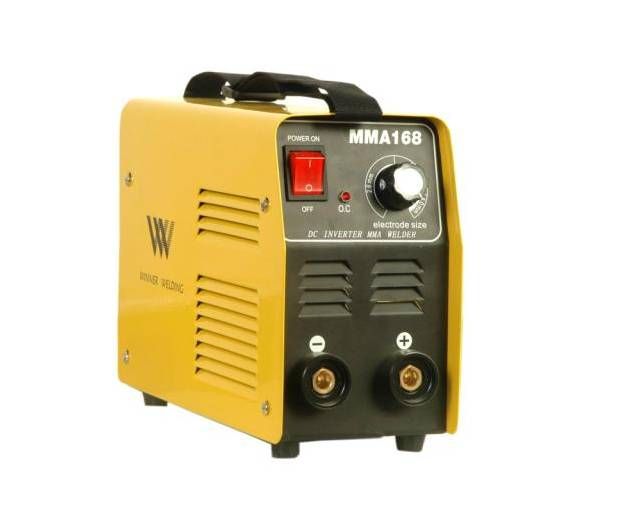 MMA168 DC INVERTER STICK WELDER