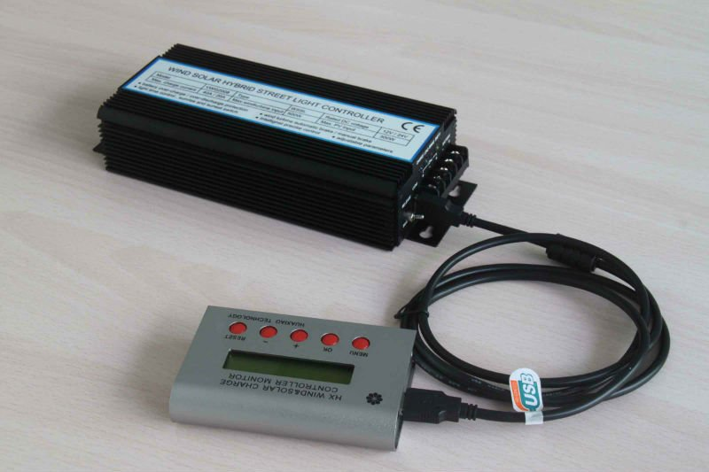 street light charge controller