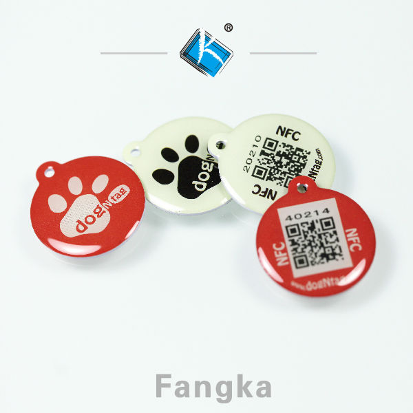RFID ultralight(14443A) NFC ring tag