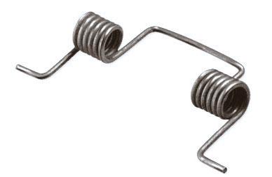precise torsion spring