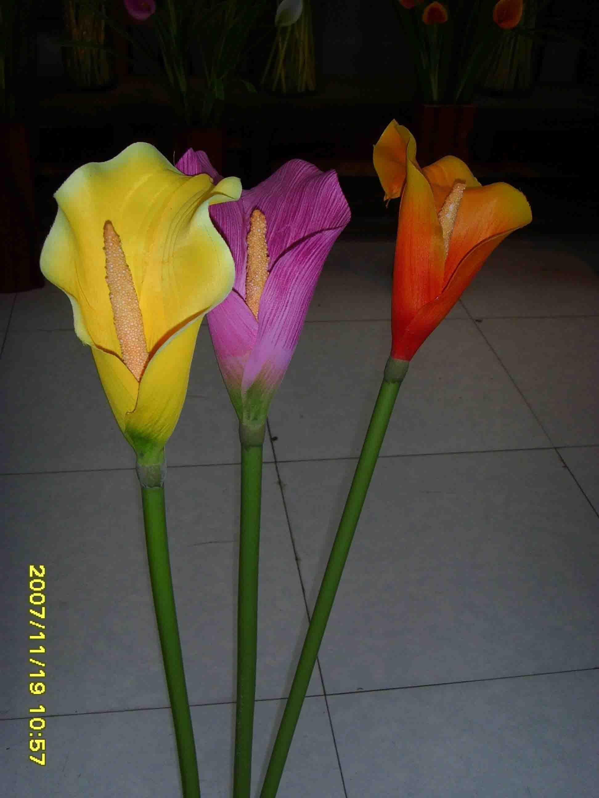 Artificial flowers feb 04 2008
