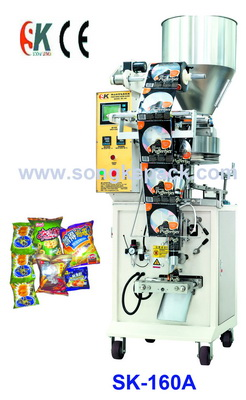 small granule packaging machine SK-160A