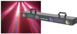 LED 3 laser scanner