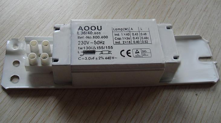magnetic ballast for fluorescent lamp ,ballast