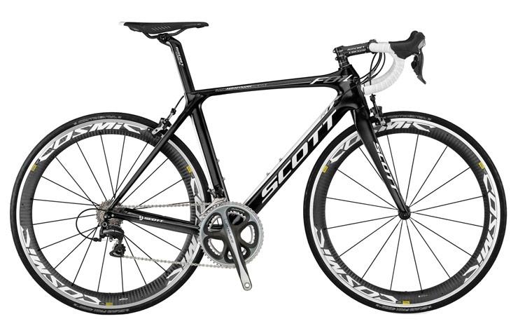 Scott Foil R1 2011 Bike