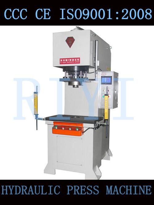 FBY-KC-P Series of CNC Single-column Hydraulic Press Machine