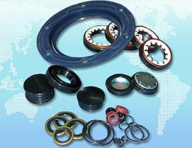 O-Rings & Rubber parts / Gaskets / oil seals