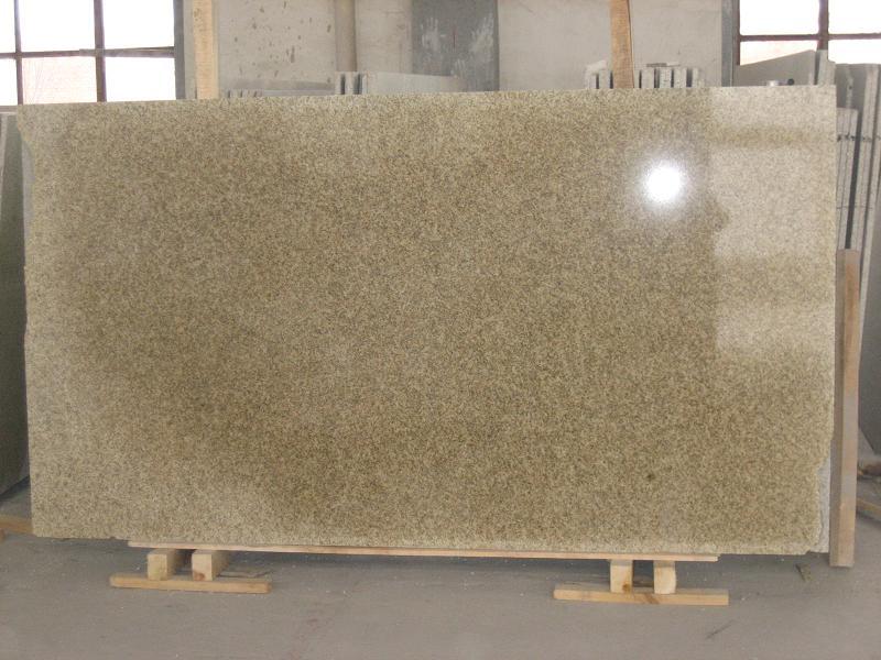 G350 Yellow Rust Granite, Golden Sesame Granite