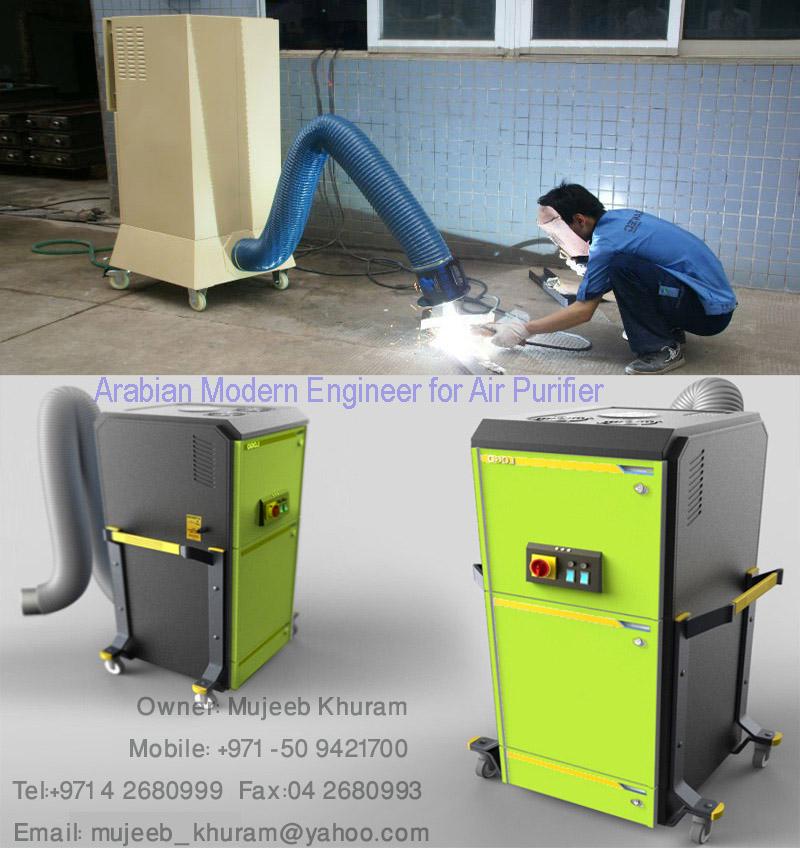 Air cleaner Dubai