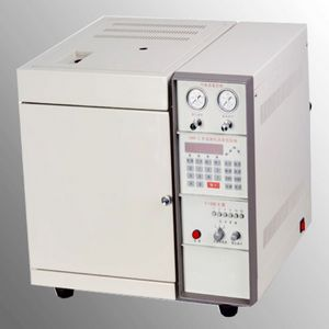 GC9800 gas chromatography tester,films gas chromatography te