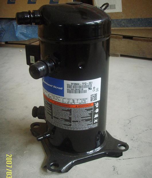 ZR Copeland Compressor