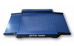 Toledo PC Series Electroic Floor Scale