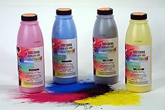 Color Toner powder