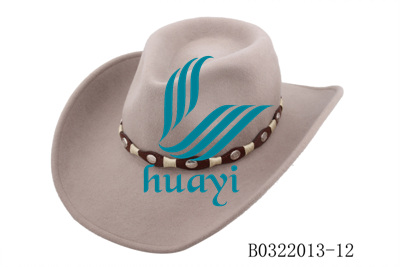 wool felt western cowboy hats for men