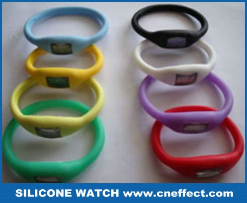 silicone watch sw-001