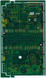 4-layers HASL board