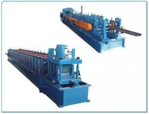 C/Z/U Section Roll Forming Machine