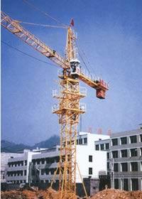 QTZ80(self rising tower crane)
