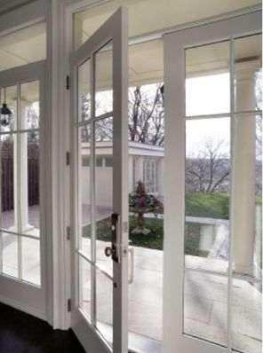 Series 60 heat-insulated aluminum alloy door (parallel-slide