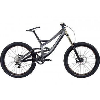 2014 Specialized Demo 8 I Carbon Mountain Bike