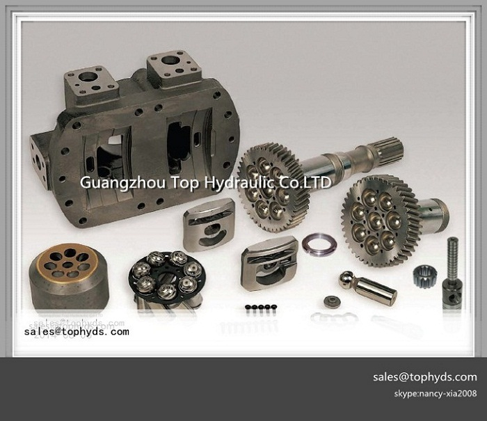 Rexroth Hydraulic Bend Axis Pump parts A8VO series